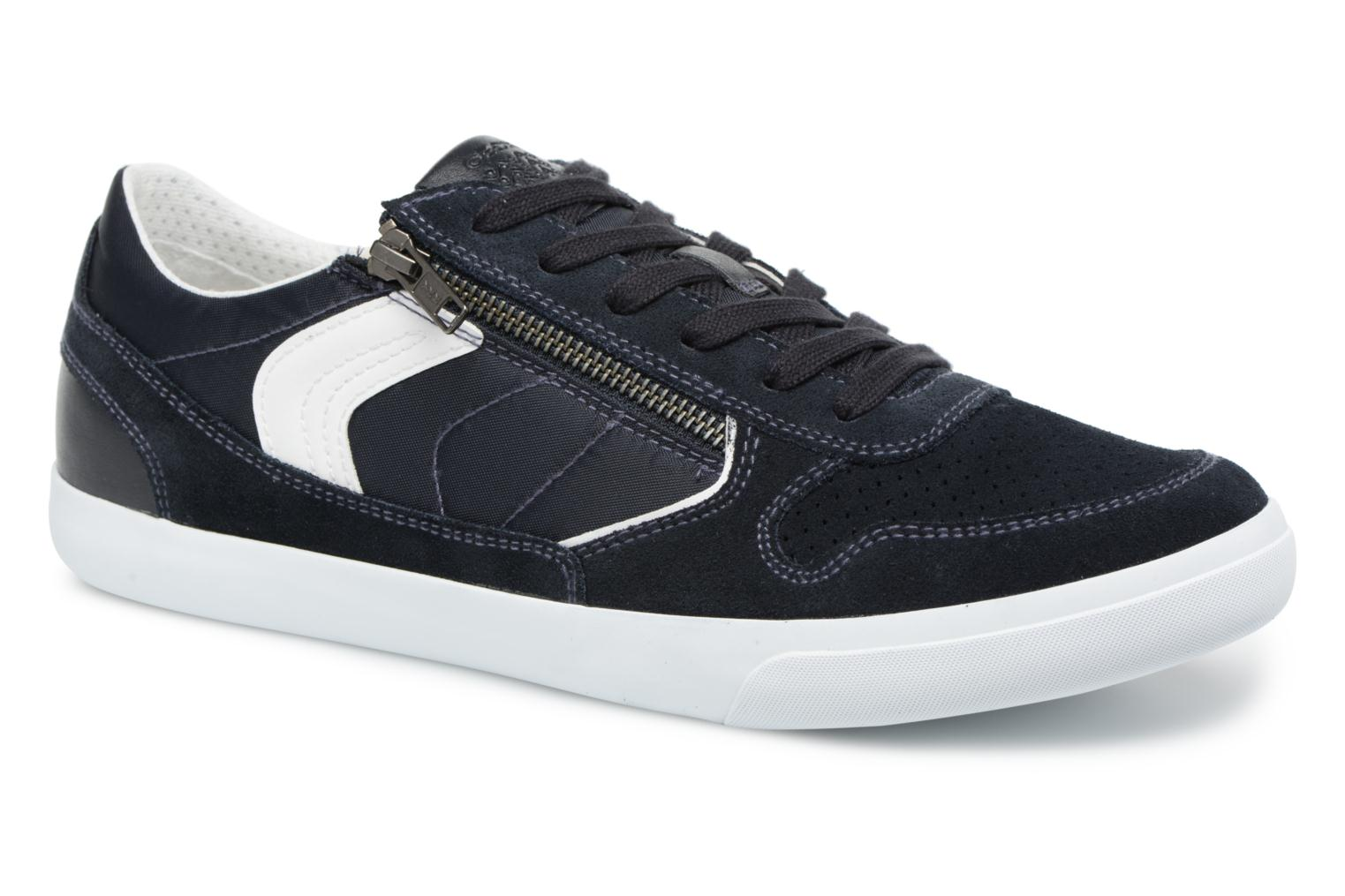 Navy/Dark Grey Geox U BOX C -1 U82R3C (Bleu)