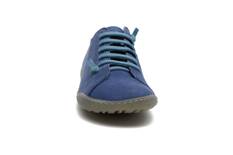 Baskets Camper Peu Cami 5 Bleu vue portées chaussures