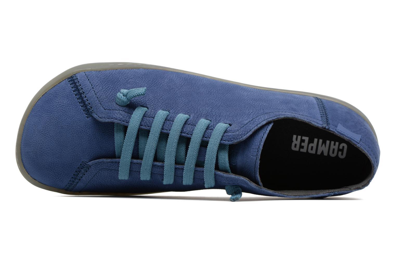 Baskets Camper Peu Cami 5 Bleu vue gauche