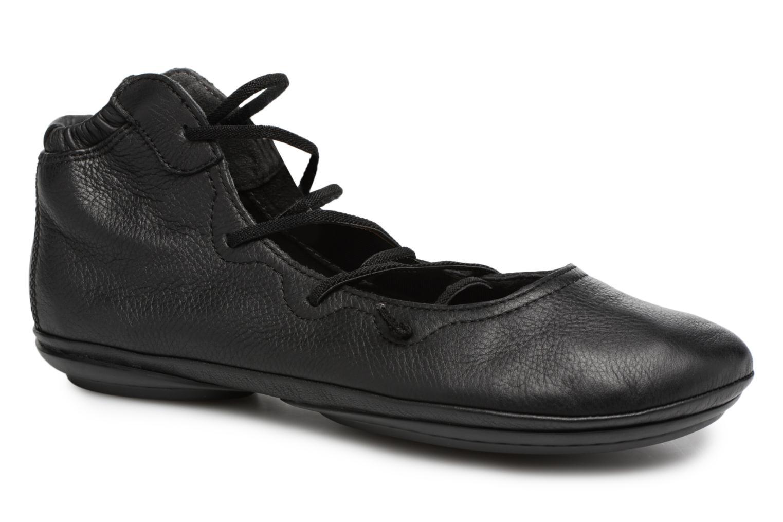 Grandes descuentos últimos zapatos Camper Right Nina 4 (Negro) - Bailarinas Descuento