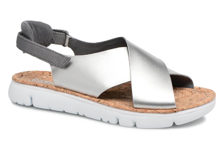 Grandes descuentos últimos zapatos Camper Oruga 2 (Plateado) - Sandalias Descuento