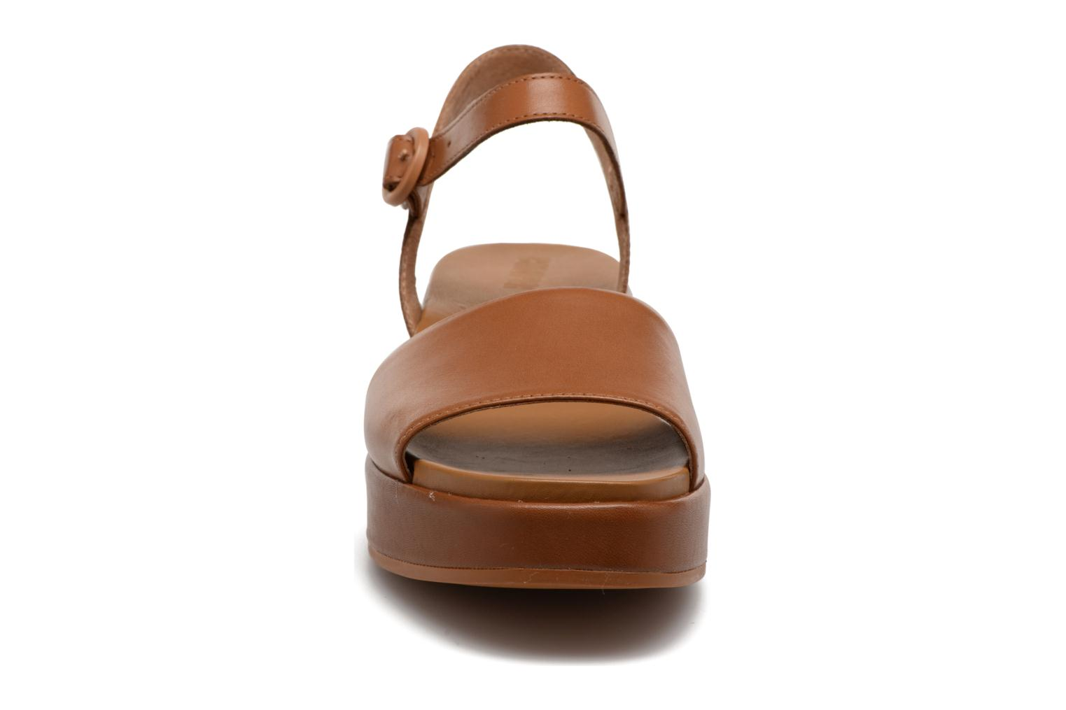 Sandals Camper Misia 4 Brown model view