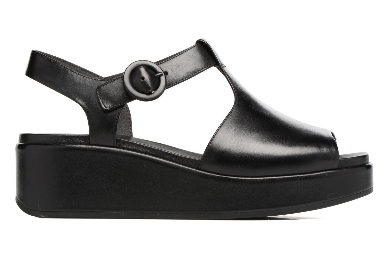 Sandales et nu-pieds Camper Misia 5 Noir vue derrière
