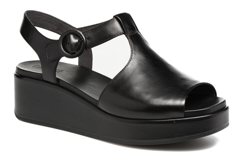 Sandales et nu-pieds Camper Misia 5 Noir vue détail/paire
