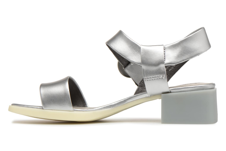 Grandes descuentos últimos zapatos Camper Kobo 3 (Plateado) - Sandalias Descuento