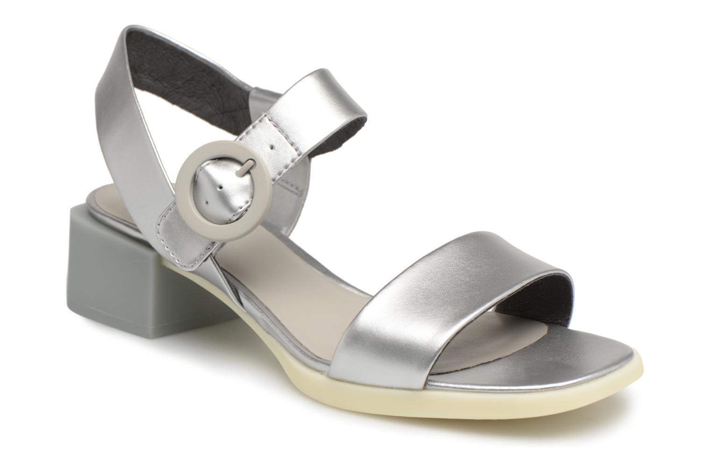 Grandes descuentos últimos zapatos Sandalias Camper Kobo 3 (Plateado) - Sandalias zapatos Descuento cc3267