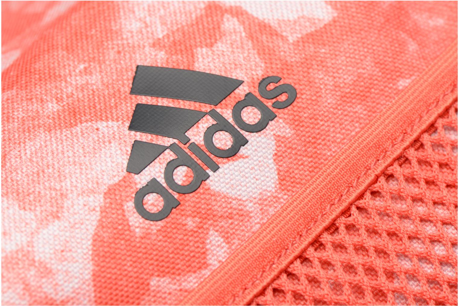 Sporttaschen Adidas Performance W TR CO DUF S G orange ansicht von links