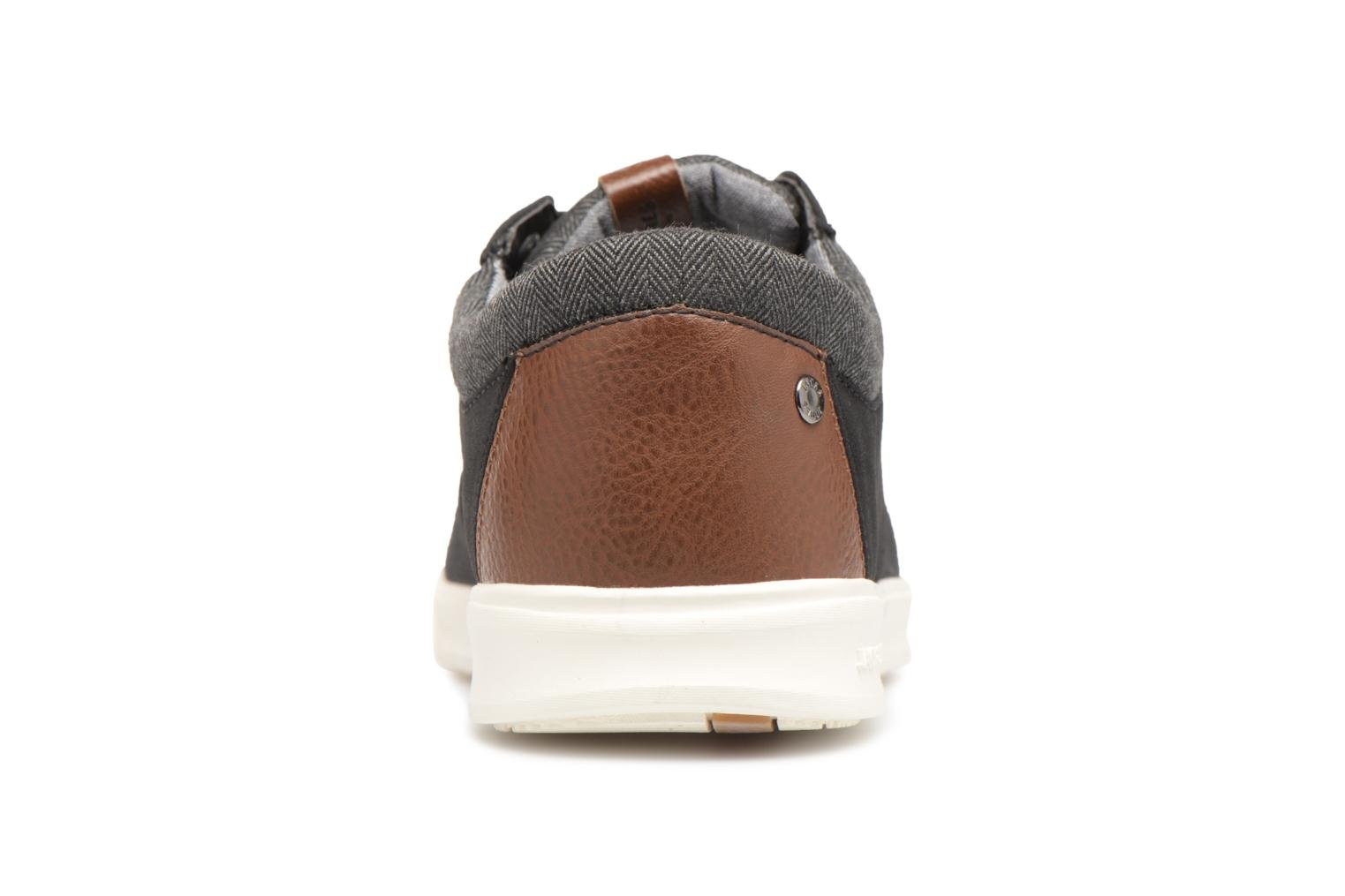 Baskets Jack & Jones JFW Gaston Canvas Mix Noir vue droite