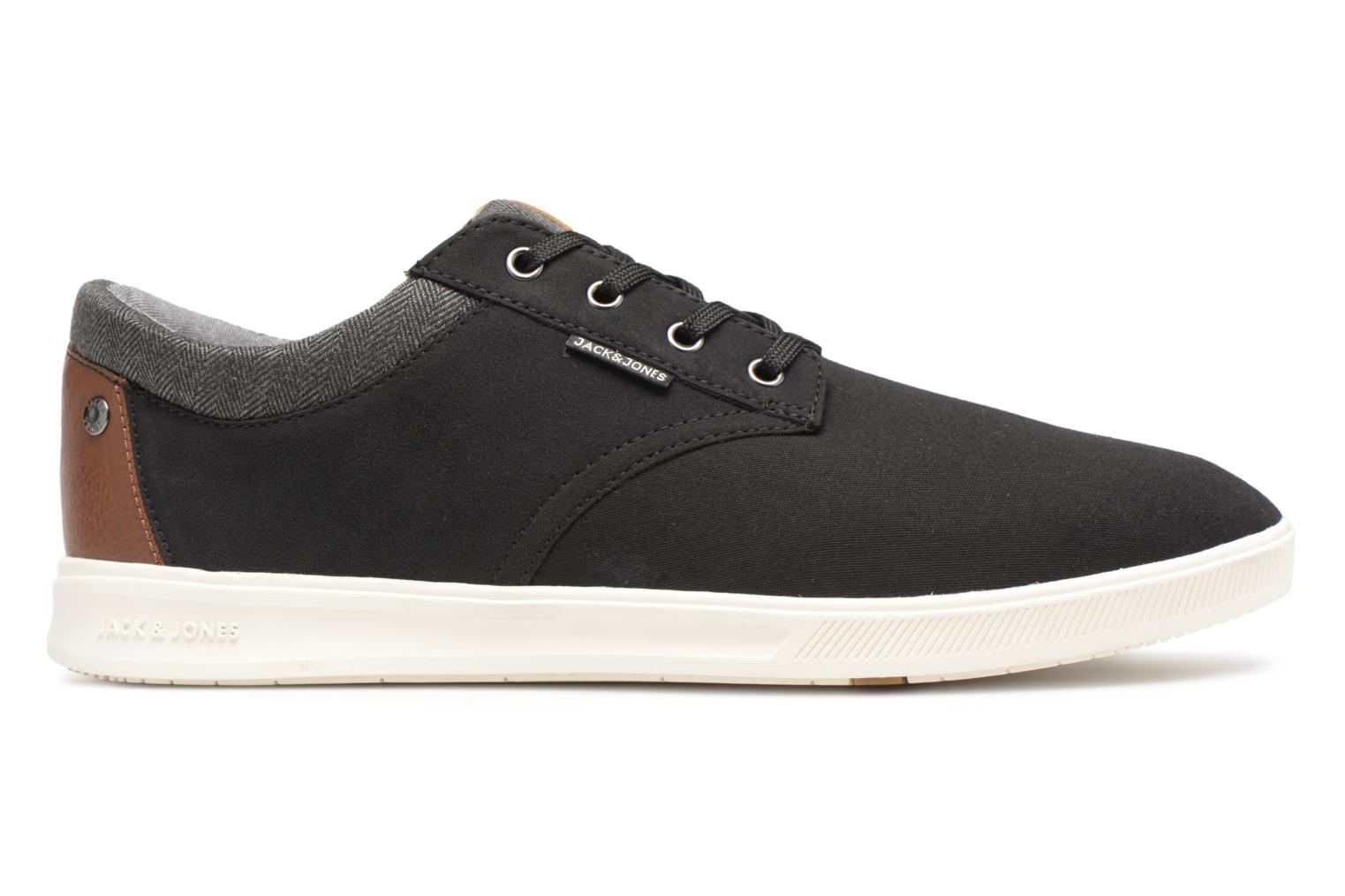 Baskets Jack & Jones JFW Gaston Canvas Mix Noir vue derrière