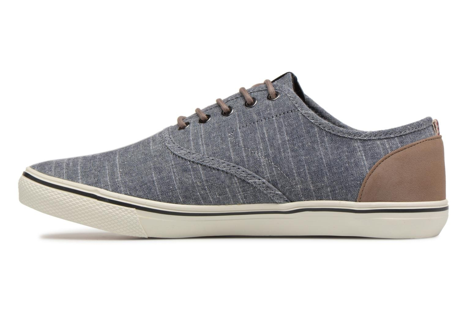 Trainers Jack & Jones JFW Heath Chambray Blue front view