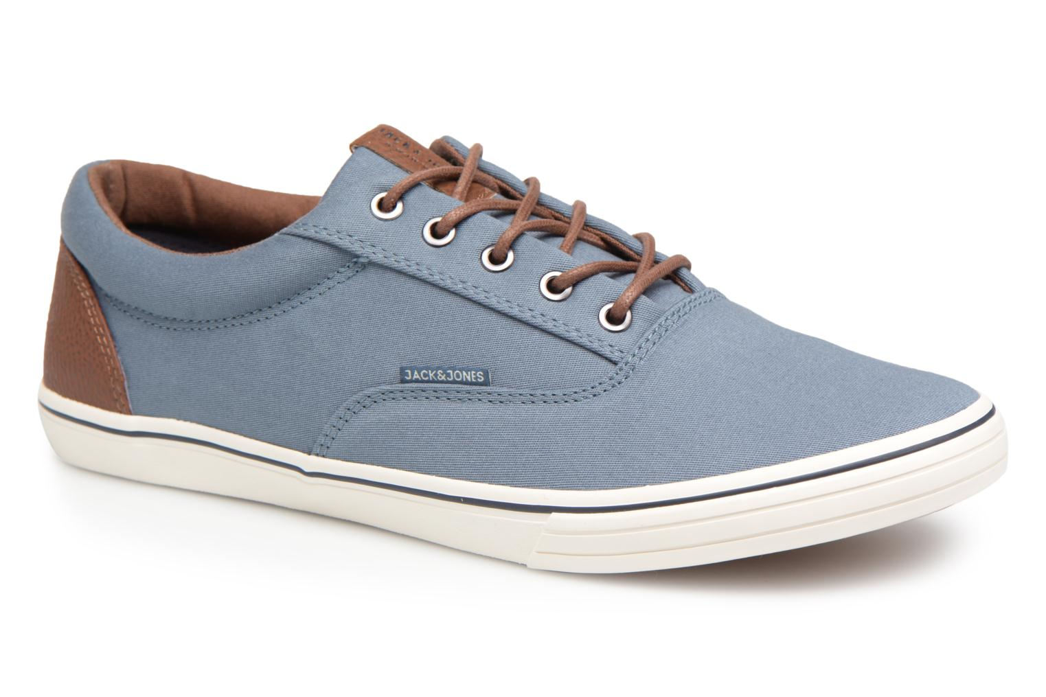Jack & Jones JFW Vision Mixed SS (Bleu) - Baskets chez Sarenza (317009)