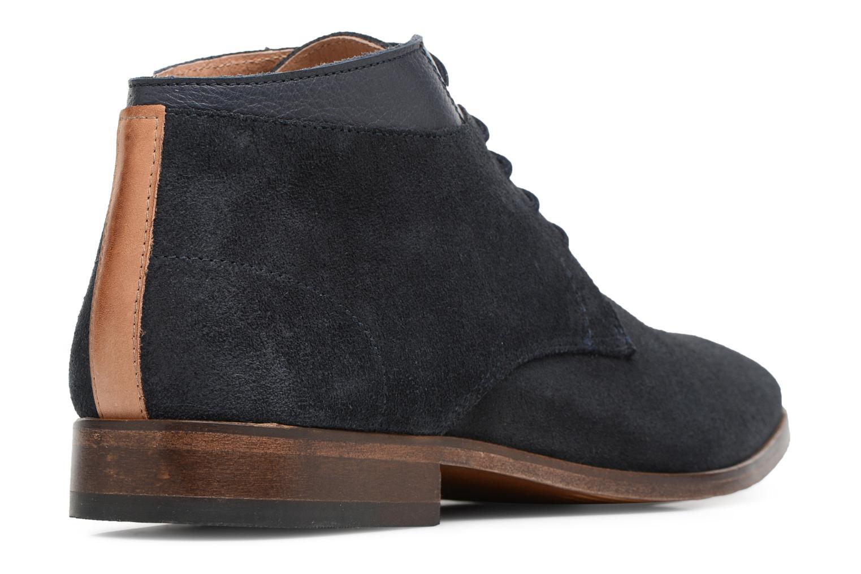 Bottines et boots Mr SARENZA Stall Bleu vue face