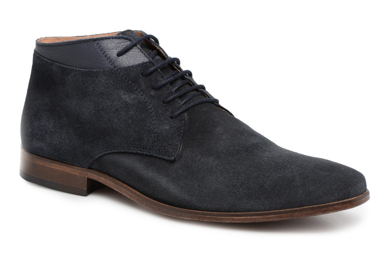 Bottines et boots Mr SARENZA Stall Bleu vue droite