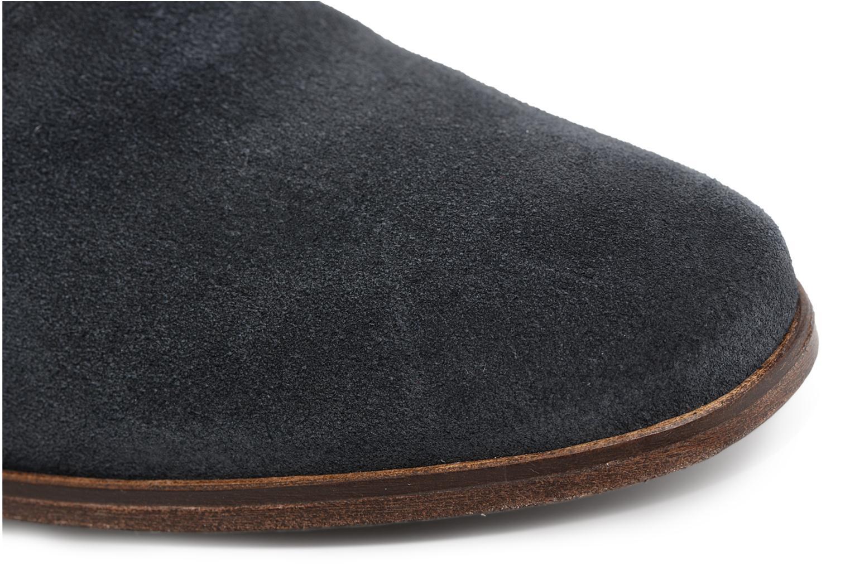 Bottines et boots Mr SARENZA Stall Bleu vue gauche