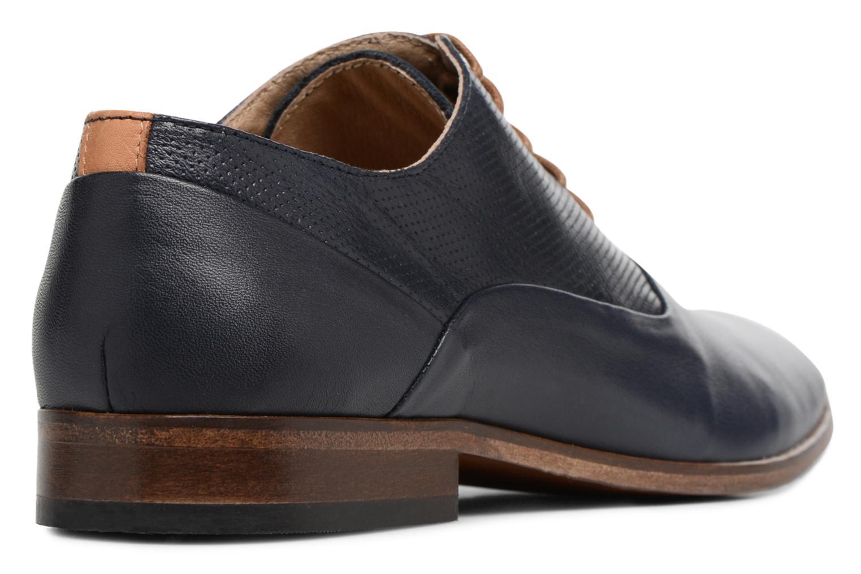 Chaussures à lacets Mr SARENZA Smary Bleu vue face