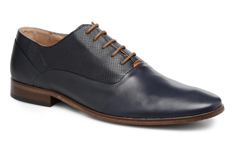 Chaussures à lacets Mr SARENZA Smary Bleu vue droite