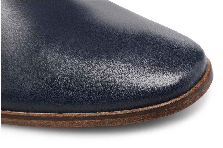 Chaussures à lacets Mr SARENZA Smary Bleu vue gauche