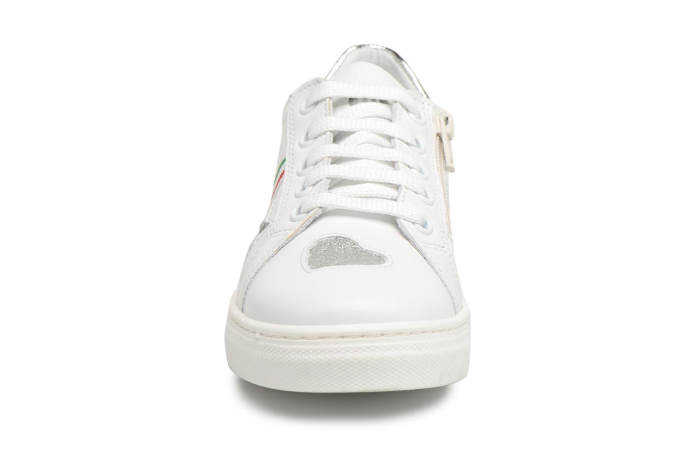 Sneakers Melania Armanda Wit model