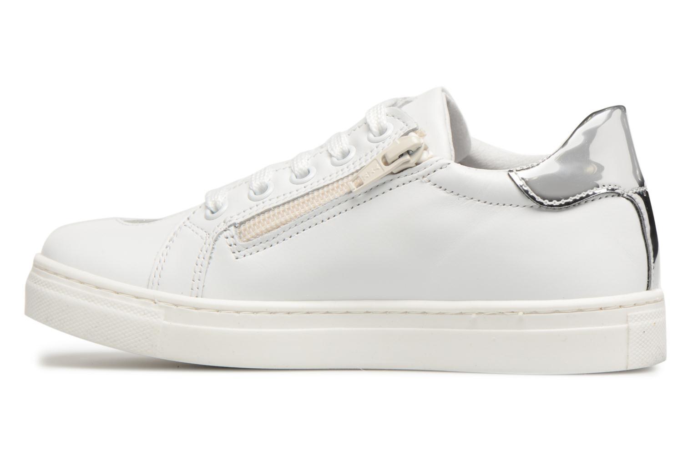Sneakers Melania Armanda Wit voorkant