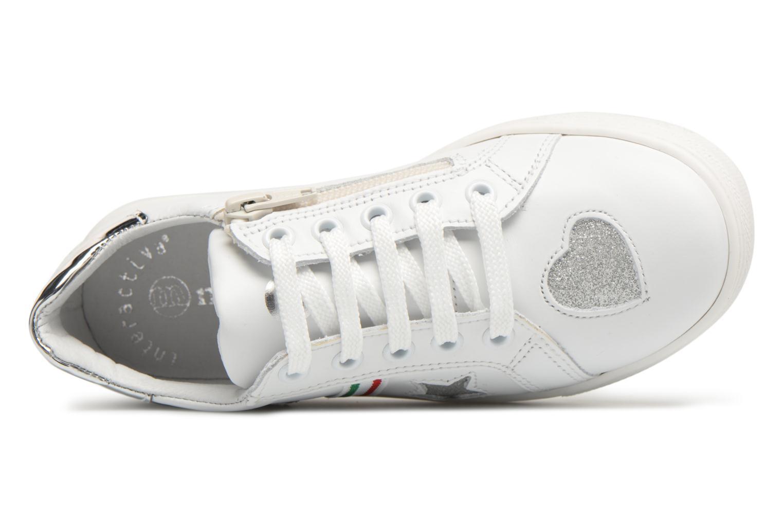 Sneakers Melania Armanda Wit links