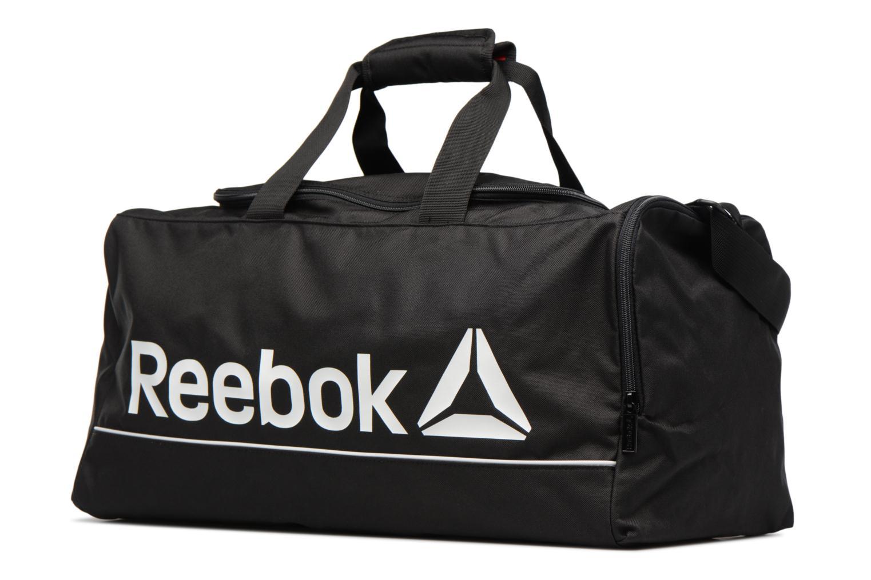 Sporttaschen Reebok Act Roy S Grip schwarz schuhe getragen