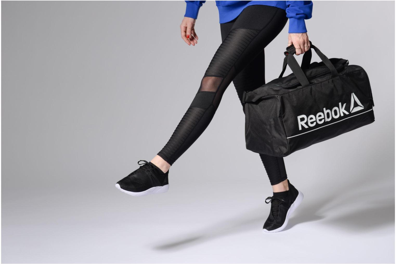 Sporttaschen Reebok Act Roy S Grip schwarz ansicht von oben