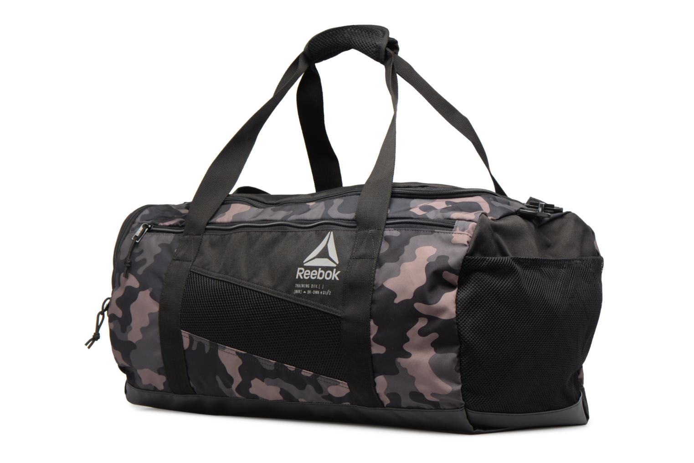 Sporttaschen Reebok Act Enh GR Grip schwarz schuhe getragen