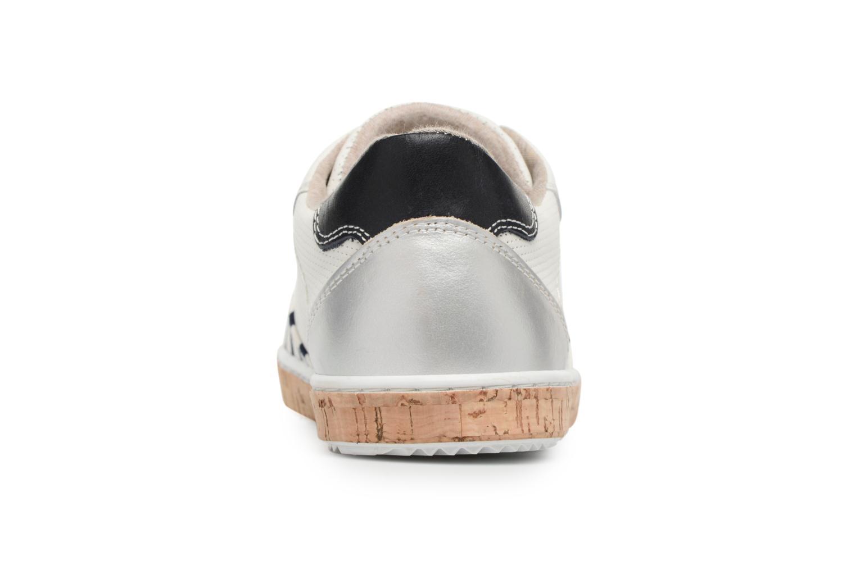 Sneakers Bullboxer PAULA Wit rechts