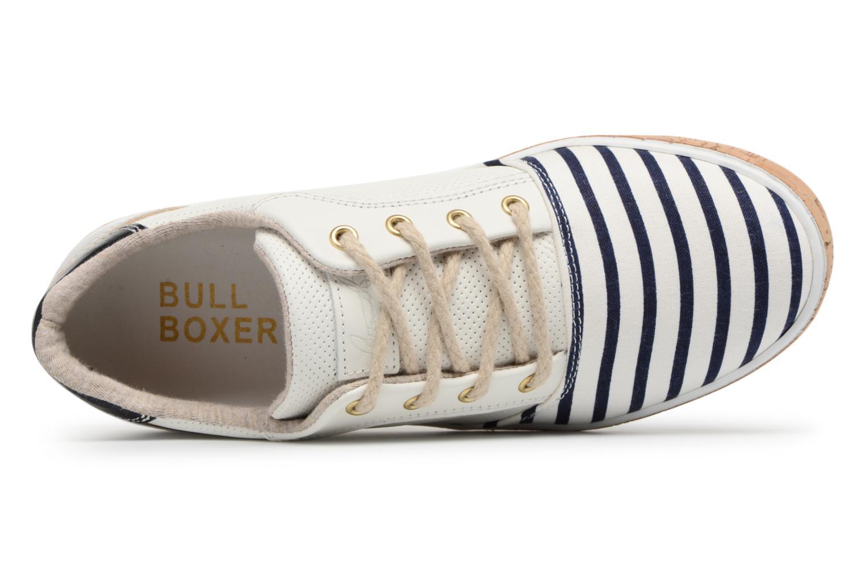 WHITE STRIPE Bullboxer PAULA (Blanc)