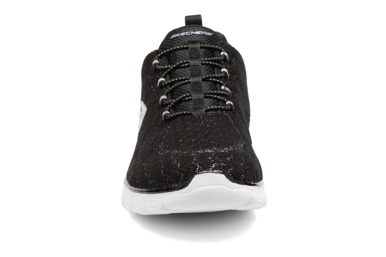 Chaussures de sport Skechers Ez Flex 3.0-Estrella Noir vue portées chaussures
