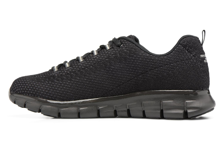Sneakers Skechers Synergy-Safe & Sound Sort se forfra