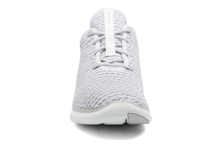 Chaussures de sport Skechers Flex Appeal 2.0-Bold Move Gris vue portées chaussures