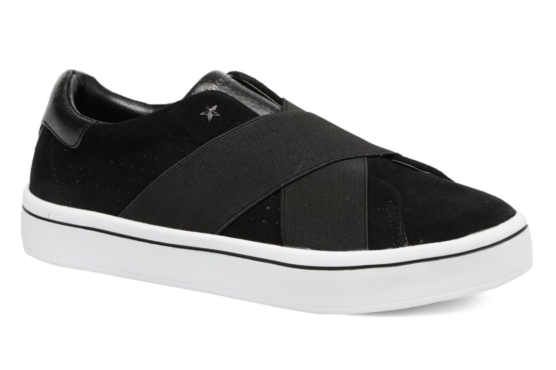 Black Skechers Hi-Lite-Street Crossers (Noir)