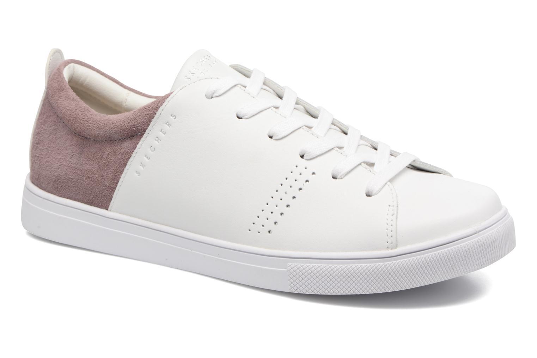 Skechers Moda-Clean Street Blanco ammQat5UX