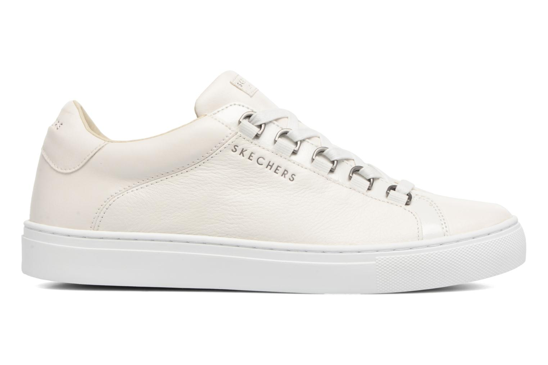 Deportivas Skechers Side Street Core-Set Blanco vistra trasera