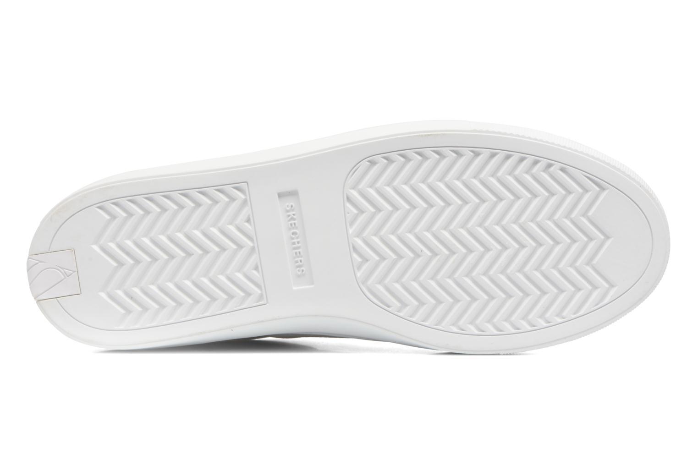 Deportivas Skechers Side Street Core-Set Blanco vista de arriba