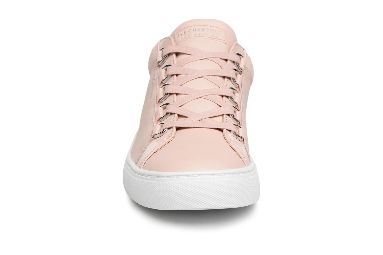 Zapatos especiales para hombres y mujeres Skechers Side Street Core-Set (Rosa) - Deportivas en Más cómodo