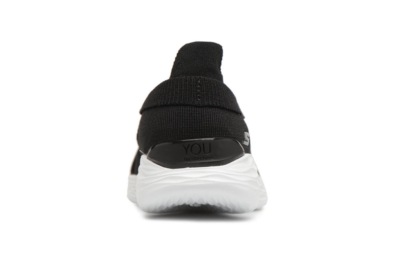 Sneakers Skechers You-Luxe Sort Se fra højre
