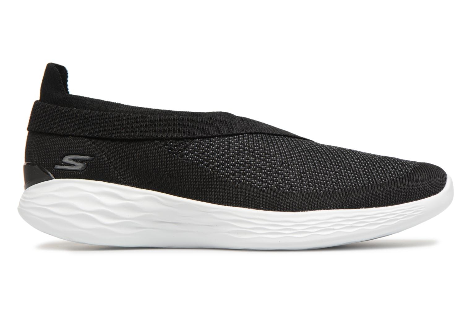 Black/white Skechers You-Luxe (Noir)