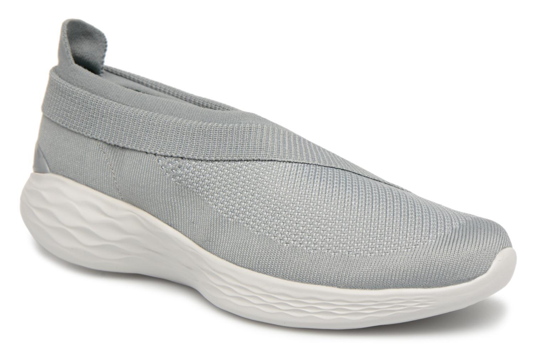 Grandes descuentos (Gris) últimos zapatos Skechers You-Luxe (Gris) descuentos - Deportivas Descuento 5e2aef