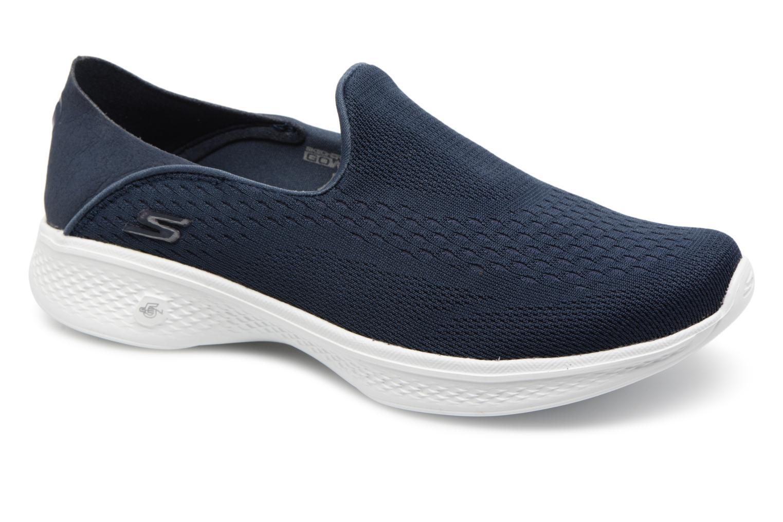 Zapatos promocionales Skechers Go Walk 4-Convertible (Azul) - Deportivas   Zapatos de mujer baratos zapatos de mujer