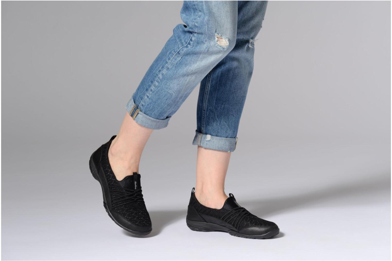 Sneakers Skechers Empress-Wide-Awake Svart bild från under