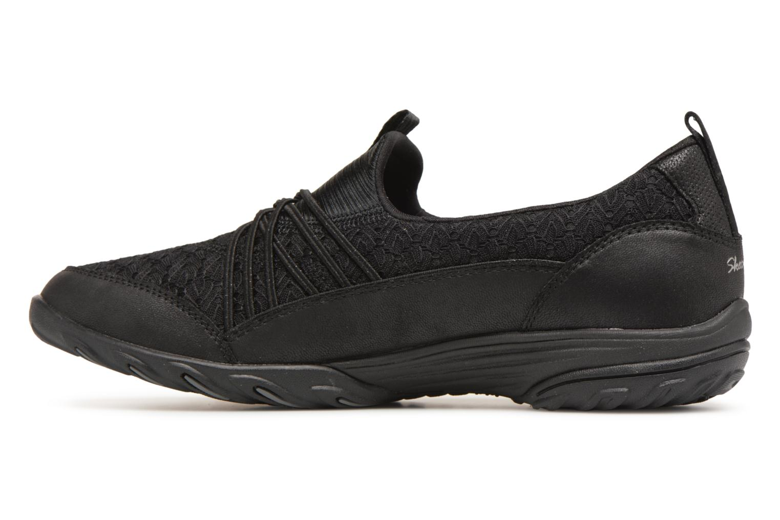 Black Skechers Empress-Wide-Awake (Noir)