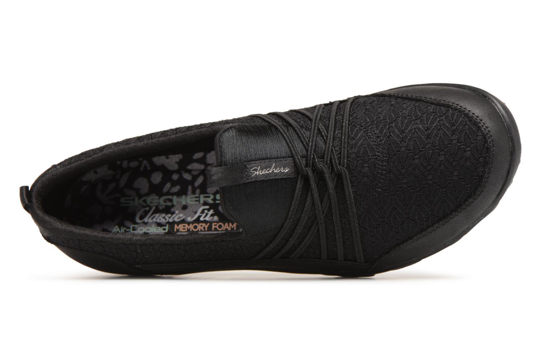 Baskets Skechers Empress-Wide-Awake Noir vue gauche