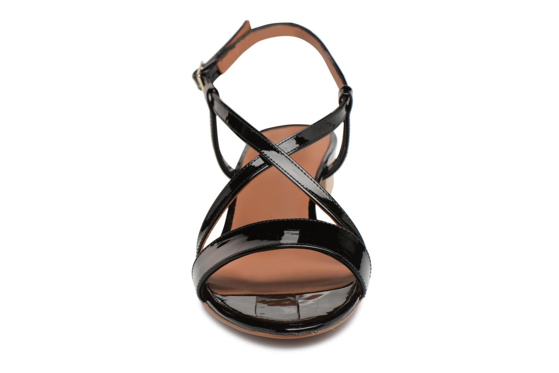 Grandes descuentos últimos zapatos Heyraud GALA (Negro) - Sandalias Descuento