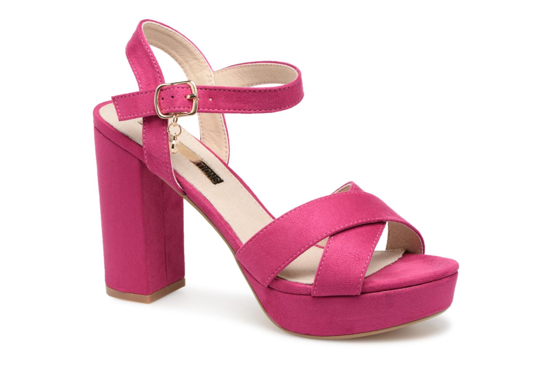 Grandes descuentos últimos zapatos Xti Néon (Rosa) - Sandalias Descuento