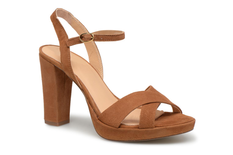 Zapatos promocionales Georgia Rose Lypatou (Marrón) - Sandalias   Zapatos casuales salvajes