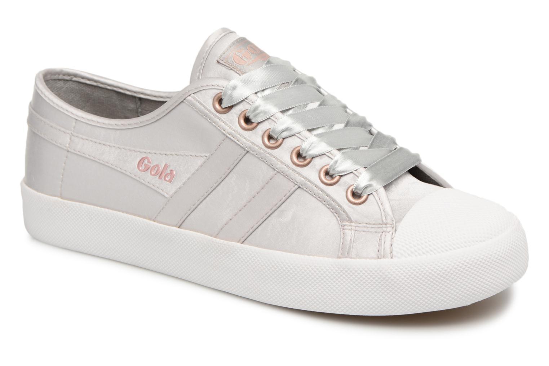 Grandes descuentos últimos zapatos Gola COASTER SATIN (Plateado) - Deportivas Descuento