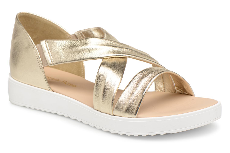 Zapatos de hombre y mujer de promoción por tiempo limitado Georgia Rose Milena Soft (Oro y bronce) - Sandalias en Más cómodo