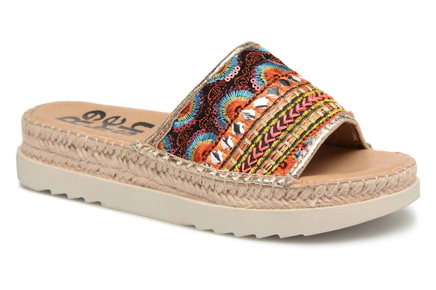 Mules & clogs Refresh Fuva Multicolor detailed view/ Pair view
